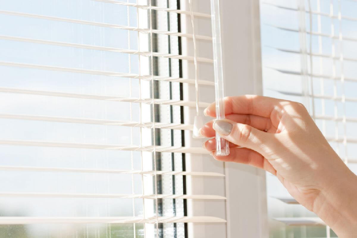 uPVC Window Blinds Durham